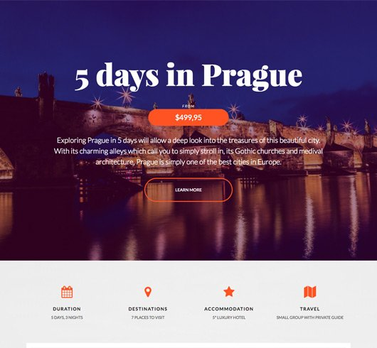 Cheap Website Design Service Website Themes Travel & Tourism
