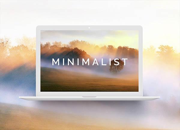 Minimalist Business Website
