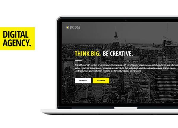 Digital Agency Creative Website