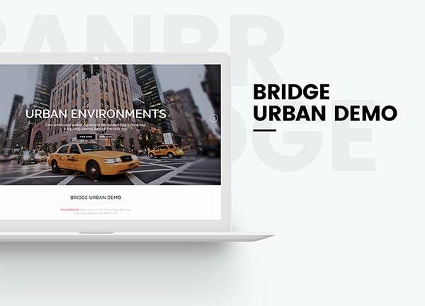Urban Business Website