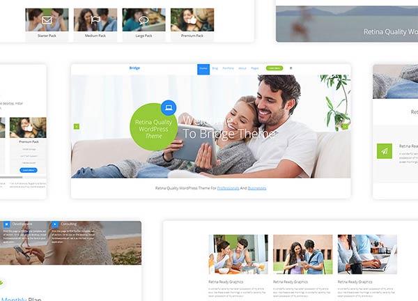 Communication Business Website