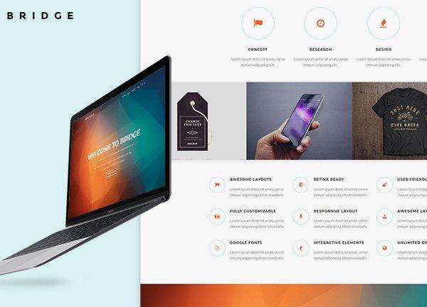 Modern Business Website