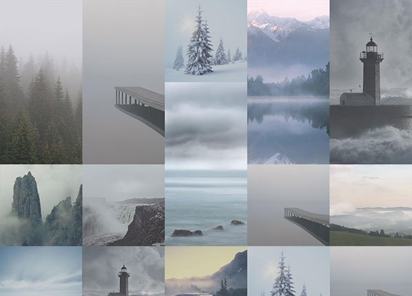 Mist Portfolio Website