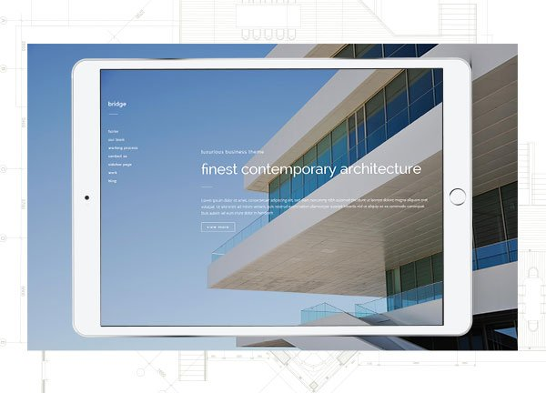 Architecture Business Website