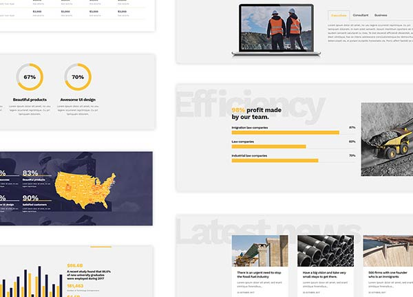 Business Report Business Website