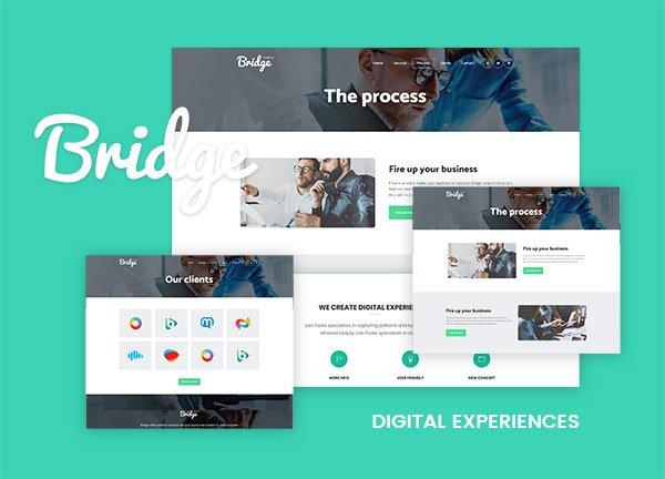 Digital Startup Business Website