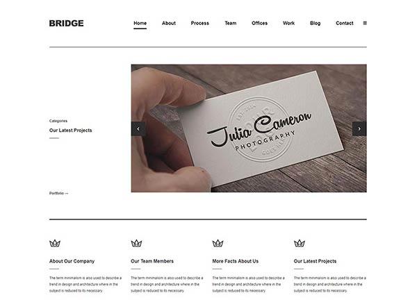 Paper Portfolio Website