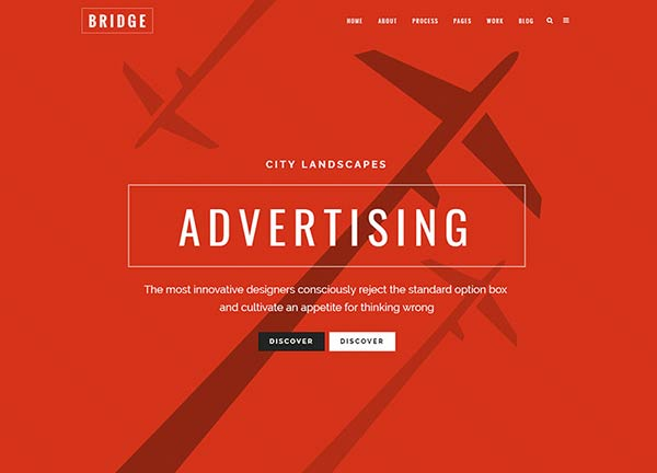 Advertising Agency Business Website
