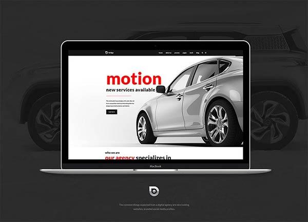 Catalog Business Website