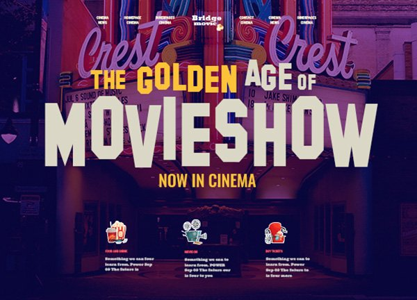 Cinema Creative Website