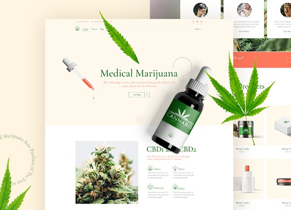 Medical Marijuana Online Store