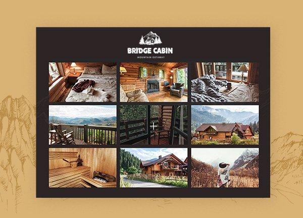 Cabin Rental Business Website