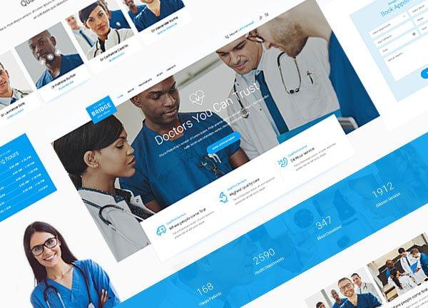 Medical Business Website