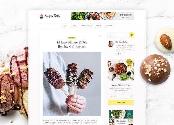 Recipes Blog