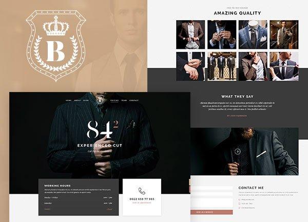Tailor Business Website