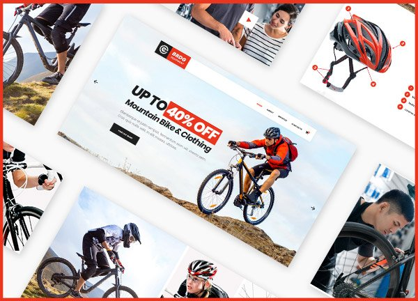 Bicycle Online Store