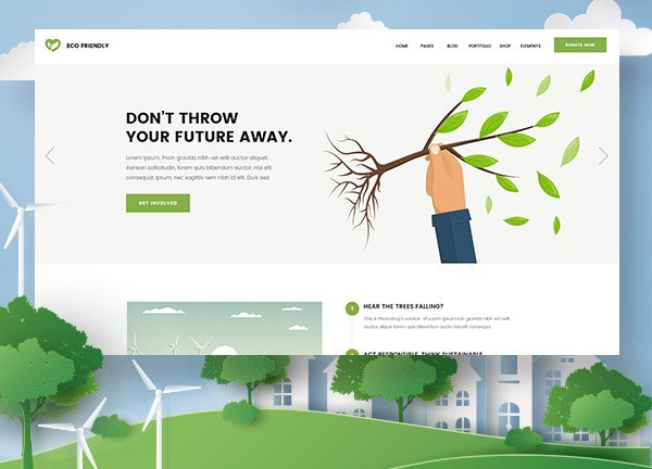 Ecology Business Website