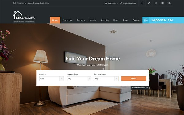 Affordable Real Estate Websites for Agents and Brokers