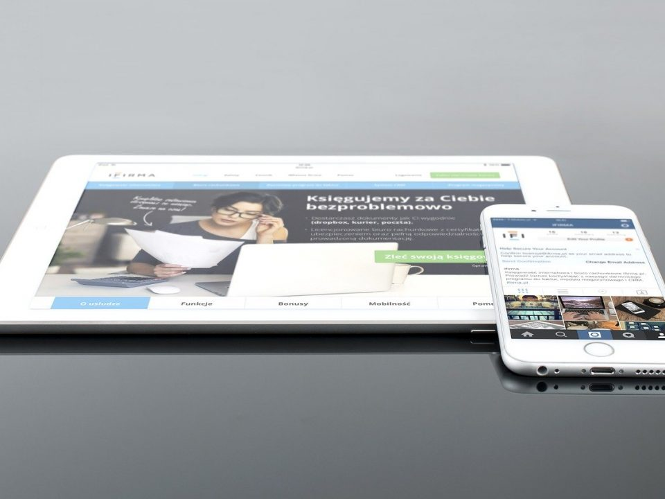 Mobile-Friendly Responsive Web Design